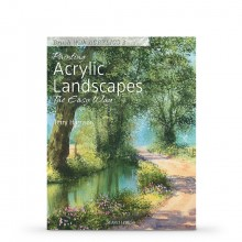 Painting Acrylic Landscapes the Easy Way: Brush with Acrylics 2ÿ: Book by Terry Harrison