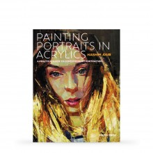 Painting Portraits in Acrylics: A practical guide to contemporary portraiture : Book by Hashim Akib