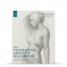 Figurative Artist's Handbook: A Contemporary Guide to Figure Drawing, Painting, and Composition : Book by Robert Zeller