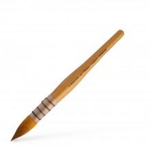 Pro Arte : Sablesque : Blended Mop Brush : Size 10