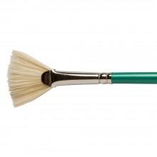 Pro Arte : Brush : Series A Hog : Fan : Size 4