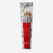 Pro Arte : Academy : Brush Wallet Set of 5