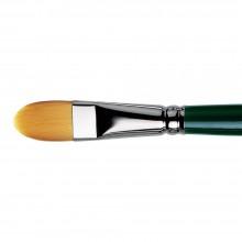 Da Vinci : Nova : Synthetic Hair Brush : Series 1875 : Filbert : Size 16