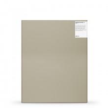 Jackson's : Uncradled Gesso Panel : 3mm : 16x20in : Umber
