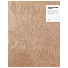 Jackson's : 5mm Wooden Painting Panel : 11x14in : Pack of 5