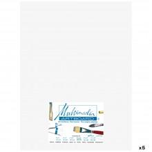 Multimedia Artboard : Pastel Artist Panel : 0.8 mm : 320 Grit : 5 Pack : 12x16in : White
