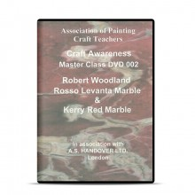 APCT : DVD : Rosso Levante Marble and Kerry Red Marble : Robert Woodland
