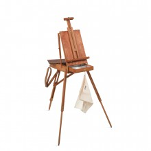 Jullian : Full Premium French Easel : Beechwood : With Carrying Bag