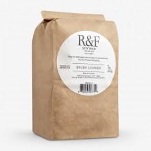 R&F : Encaustic Soy Wax : Brush Cleaner : 1lb (454g)