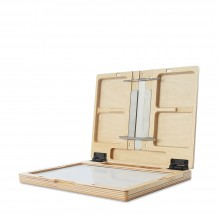 New Wave : U.GO : Plein Air : Anywhere : Pochade Box : 8.4x11.25in