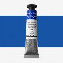 Sennelier : Egg Tempera Paint : 21ml : Ultramarine Blue
