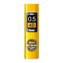 Pentel : Ain Stein : Lead Refill : 0.5mm : 4B
