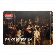 Bruynzeel : Rijksmuseum : Coloured Pencils : Set of 50