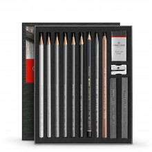 Caran d'Ache : Art By : Sketching Set of 14