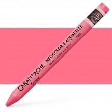 Caran d'Ache : Neocolor II : Watercolour Crayon : Pink