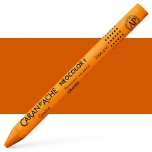 Caran d'Ache : Classic Neocolor I : Orange