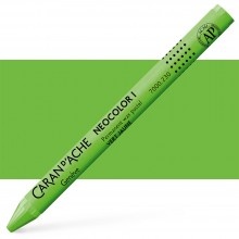 Caran d'Ache : Classic Neocolor I : Yellow Green