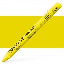 Caran d'Ache : Classic Neocolor I : Lemon Yellow