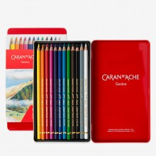 Caran d'Ache : Pablo Coloured Pencil : Set of 12