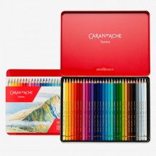 Caran d'Ache : Pablo Coloured Pencil : Set of 30