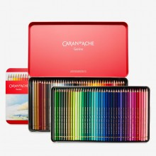Caran d'Ache : Pablo Coloured Pencil : Set of 80