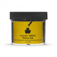 Daniel Smith : Walnut Ink : 59ml (2oz)