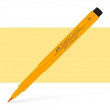 Faber Castell : Pitt Artists Brush Pen : Dark Cadmium Yellow