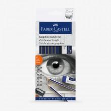 Faber Castell : Graphite Sketch Set