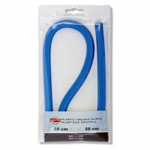 Koh-I-Noor : Plastic Flexi French Curve : 50cm