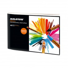 Molotow : One4All Professional Sketchpad : 150gsm : 40 Sheets : A3