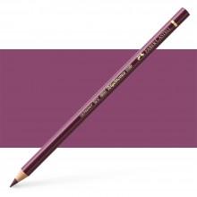 Faber Castell : Polychromos Pencil : Red Violet