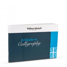 William Mitchell : A Guide to Calligraphy Manual