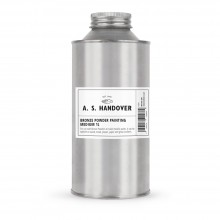 Handover : Bronze Powder Painting Medium : 1 Litre : Ship By Road Only