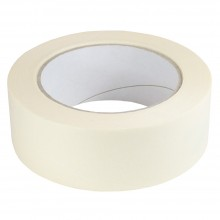 Handover : Low Tack Paper Masking Tape : 1.5in x 50m : Pack of 6