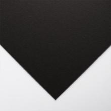 Studio Essentials : White Core Mount Board 60x80cm : Black