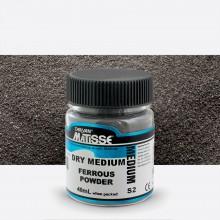 Derivan : Matisse Dry Medium : 40ml : Ferrous Powder