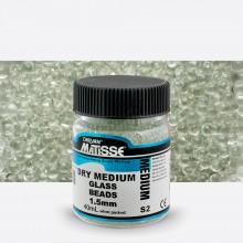 Derivan : Matisse Dry Medium : 40ml : Glass Beads : 1.5 mm