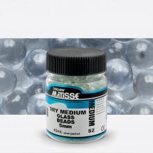 Derivan : Matisse Dry Medium : 40ml : Glass Beads : 5mm