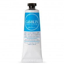 Gamblin : Galkyd Gel : Solvent Free Oil / Alkyd Painting Medium : 37ml