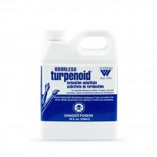 Weber : Odorless Turpenoid : Turpentine Substitute : 946ml