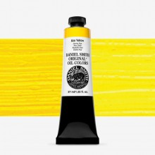 Daniel Smith : Original Oil Paint : 37ml : Azo Yellow