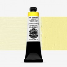 Daniel Smith : Original Oil Paint : 37ml : Nickel Titanate Yellow