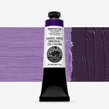Daniel Smith : Original Oil Paint : 37ml : Manganese Violet