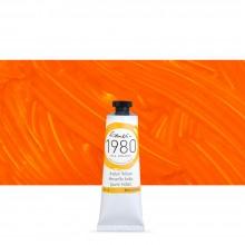 Gamblin : 1980 Oil Paint : 37ml : Indian Yellow