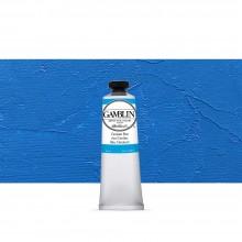 Gamblin : Artist Oil Paint : 37ml : Cerulean Blue