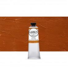 Gamblin : Artist Oil Paint 37ml : Raw Sienna