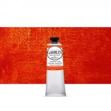 Gamblin : Artist Oil Paint : 37ml : Transparent Orange