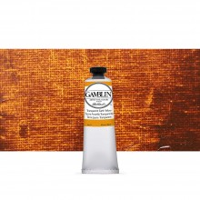 Gamblin : Artist Oil Paint : 37ml : Transparent Earth Yellow