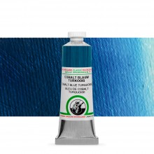Old Holland : Classic Oil Paint : 40ml : Cobalt Blue Turquoise