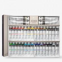 ShinHan : Oil Paint : Set 20ml x 32 colours & 4 x 50ml whites